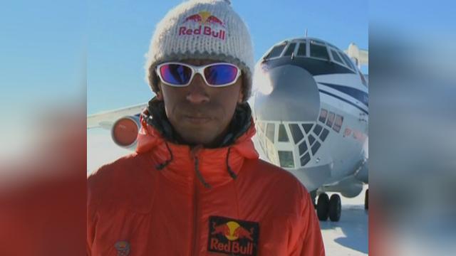 Российский альпинист снова удивил мир