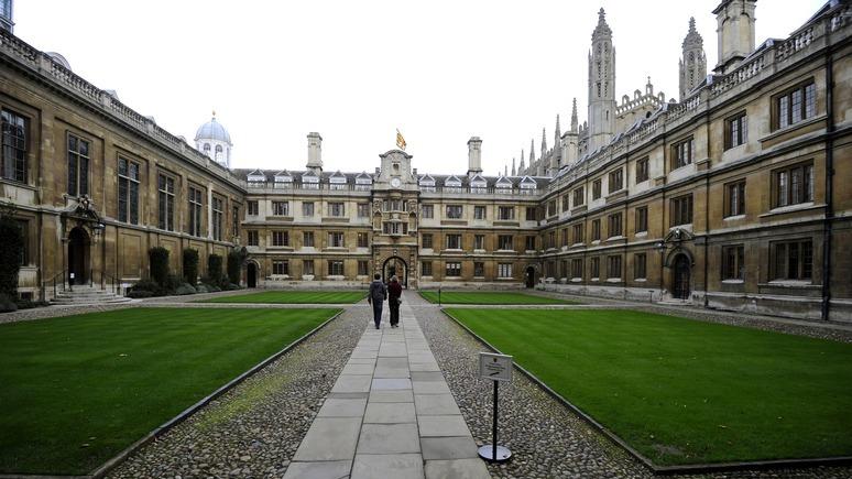 Telegraph: для борьбы с расизмом к кембриджским профессорам приставят темнокожих «наставников»