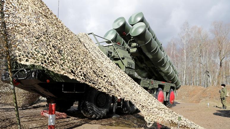 CNBC: пока за С-400 выстраиваются в очередь, Россия принимает на вооружение С-500