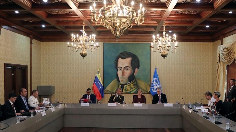 El País: Каракас о докладе ООН по Венесуэле — «выборочный и откровенно предвзятый взгляд на реальную ситуацию»