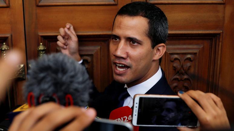 «Во имя демократии»: CP объяснил, почему «американской марионетке» Гуаидо президентское кресло уже не светит
