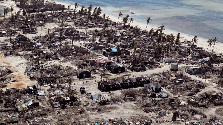 Guardian: ООН предупреждает — климатические бедствия случаются каждую неделю