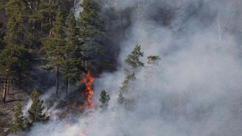 Maroc diplomatique: после наводнения Иркутскую область захватили пожары