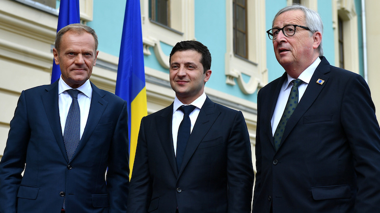 Wyborcza: саммит Украина — ЕС не стал переломным — его провели не вовремя