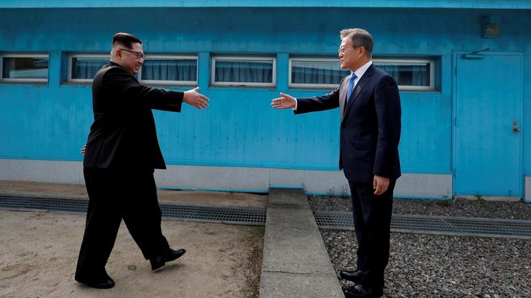NI: мирный договор с КНДР грозит Южной Корее конституционным кризисом