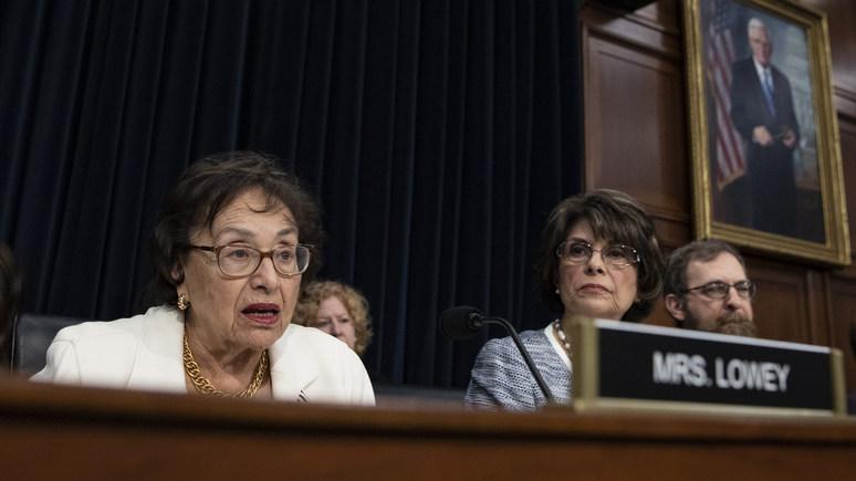 Washington Times: конгрессмены признали неэффективность борьбы с российской пропагандой