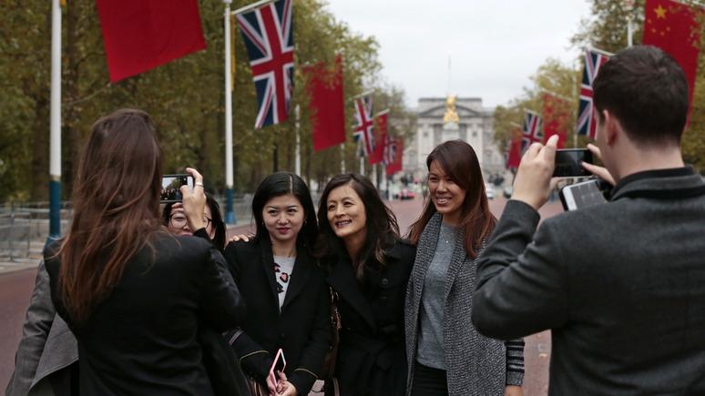 Telegraph: в британских вузах абитуриентов из КНР стало больше, чем из Северной Ирландии