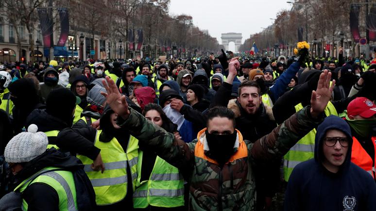 Le Figaro: «кто бы говорил» — американцы осуждают французов за протекционизм