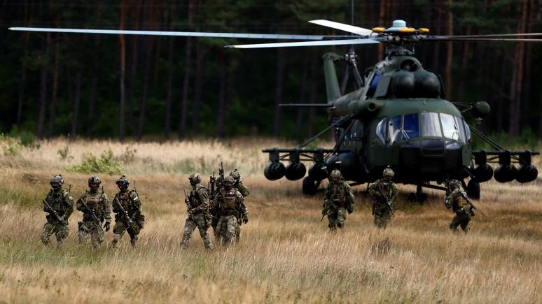 NYT: на учениях спецназа США и НАТО отрабатывают защиту от «зелёных человечков»