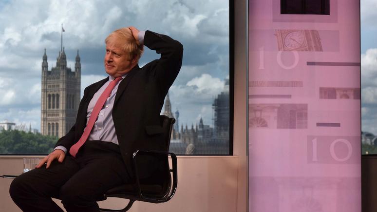 Bild: Борис Джонсон запутался в собственном плане брексита
