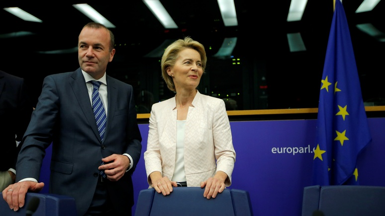 N-TV: экс-кандидат в главы Еврокомиссии обвинил либералов в ослаблении Европарламента
