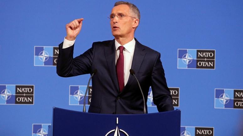 Генсек НАТО: если ДРСМД не станет, Россия «будет нести единоличную ответственность за его исчезновение»
