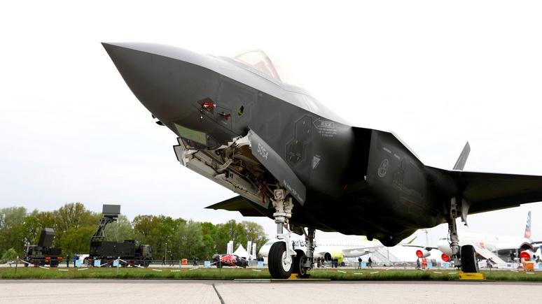 Foreign Policy: своими F-35 США вгоняют страны в зависимость