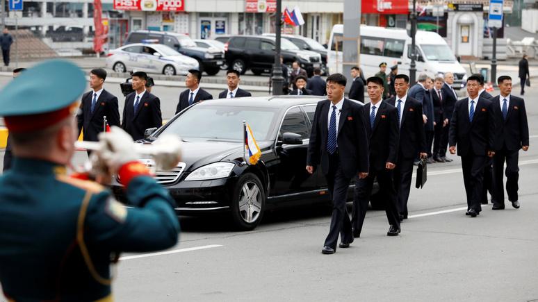 New York Times рассказала, откуда у Ким Чен Ына роскошные авто