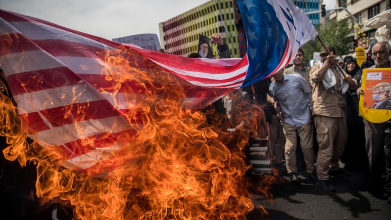 NYT: Иран опроверг слова Помпео о готовности вести переговоры с США