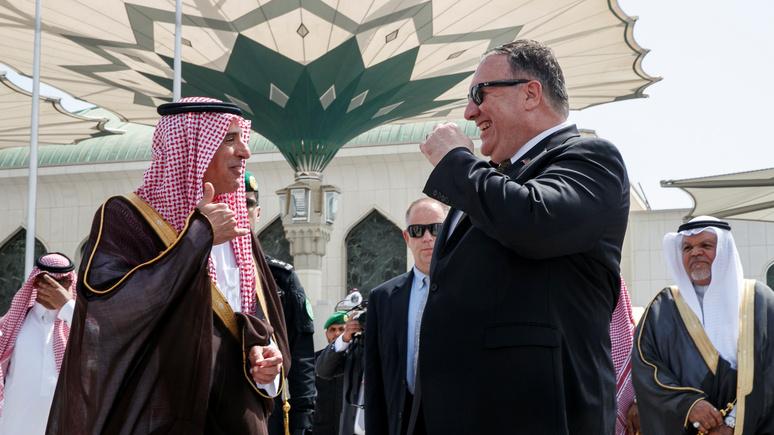 CNN: США отправят в Саудовскую Аравию 500 военных для сдерживания «иранской угрозы»