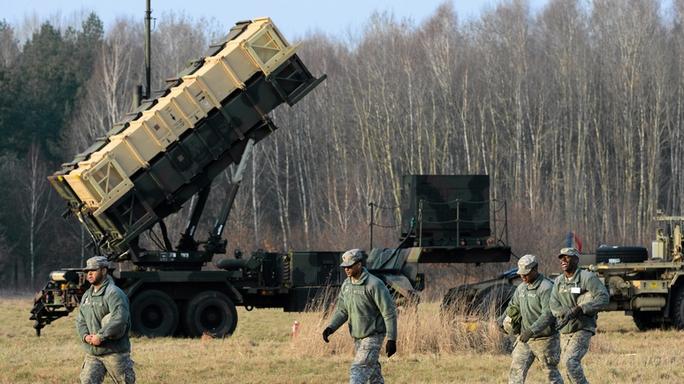 Welt: США дали Турции «геостратегический намёк» — решили продать новые ракеты Германии