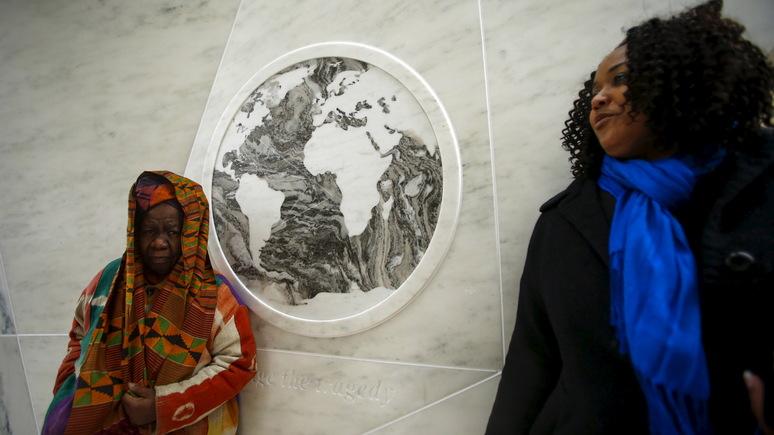 HuffPost: «никакого расизма, только бизнес» — законодатель встал на защиту американских рабовладельцев
