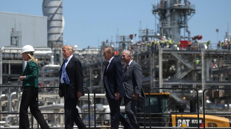Hill: «Северный поток — 2» победят не санкции, а флотилии американских танкеров
