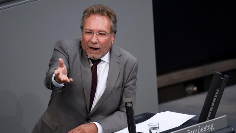 Немецкий депутат: антироссийские санкции лишь только навредили Германии