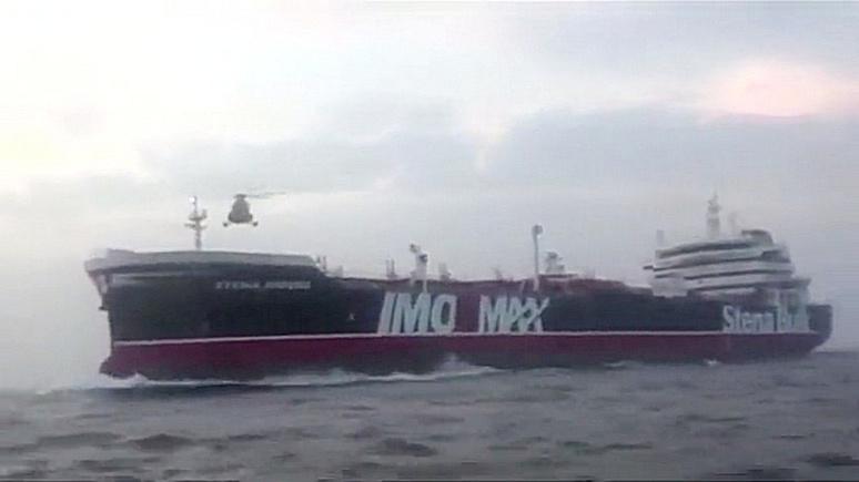 Daily Mirror: МИ-6 заподозрила Россию в причастности к захвату танкера в Иране