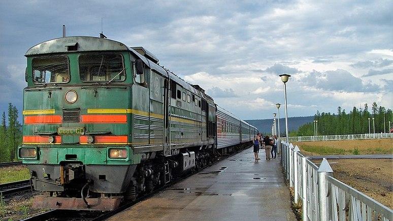 Daily Mail: мечта времён Николая II — железная магистраль соединит Москву и Якутию