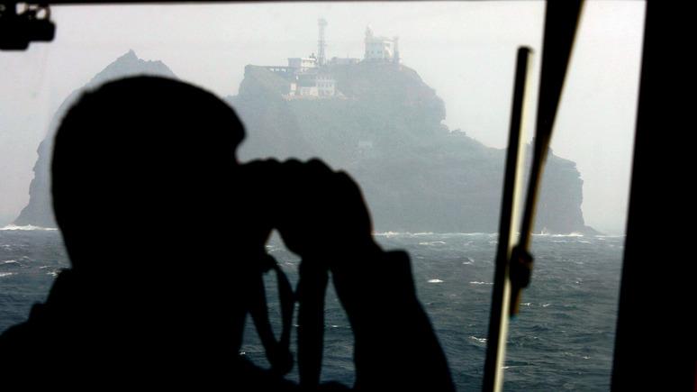 Independent: Южная Корея обвинила Россию в нарушении воздушного пространства