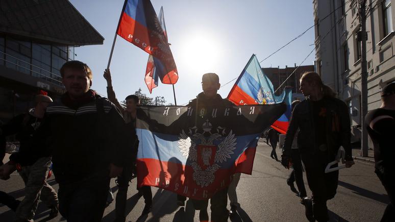 112: в партии Зеленского выступают против амнистии для «боевиков Донбасса»