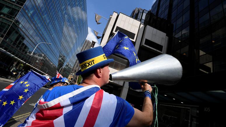 Der Tagesspiegel: впереди неспокойные времена — Джонсон погрузит Великобританию в хаос брексита