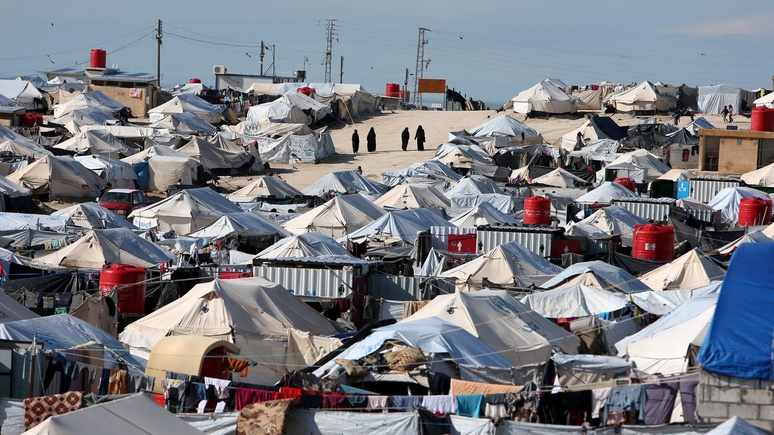 WP: у американской базы в Сирии умирают от голода 30 тысяч беженцев, но Вашингтон не станет их кормить
