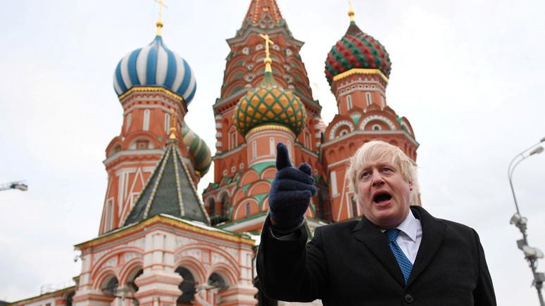 FP: брексит по Джонсону позволит российским деньгам влиять на политику Лондона