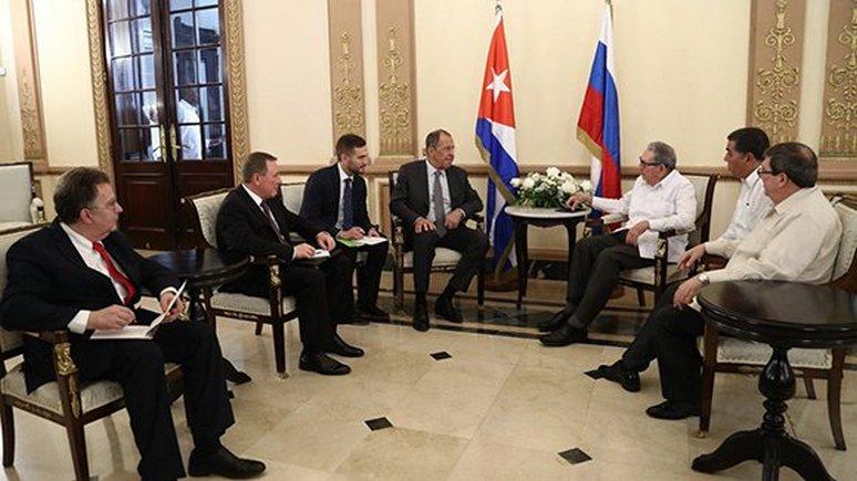 El Periódico: Россия поддержит Кубу на фоне неоколониальной политики США