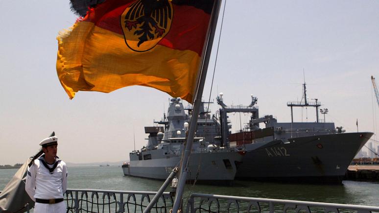 Focus: Германия намерена отправить силы бундесвера в Ормузский пролив