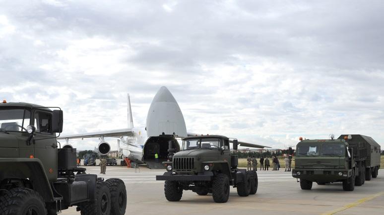 Турецкий эксперт: С-400 поможет Турции избежать «оккупации НАТО»