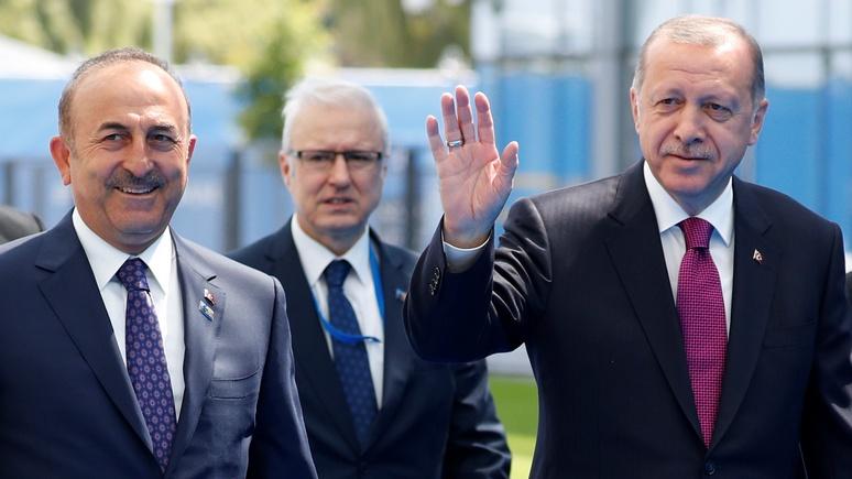Австрийский генерал: сотрудничая с Россией, Турция подрывает веру в надёжность НАТО