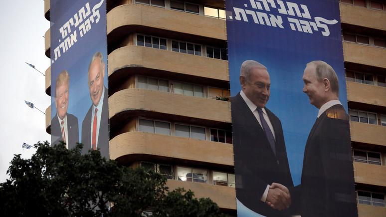 Haaretz: партия Нетаньяху «привлекла» Путина, Трампа и Моди к борьбе за места в парламенте