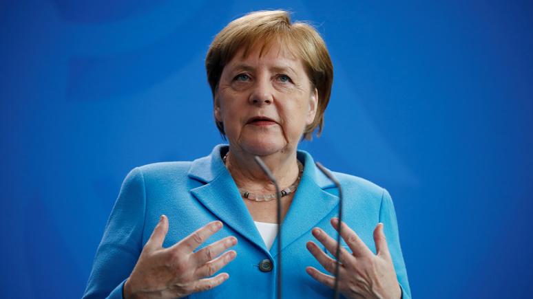 SZ: переходный процесс в Германии слишком затянут — стране стоит поторопиться со сменой власти