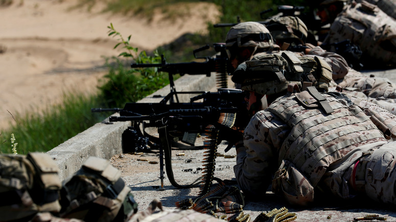Conversation: НАТО рискует обострить отношения с Россией из-за увеличения присутствия в Прибалтике
