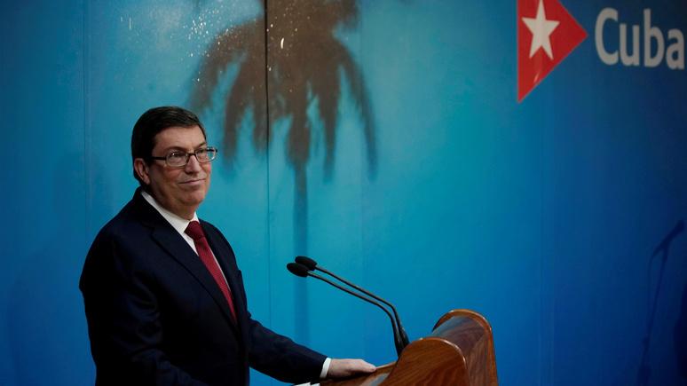El Periódico: глава МИД Кубы призвал международное сообщество остановить американский «геноцид»