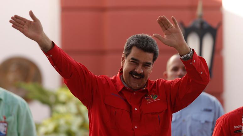 El Periódico: привет шпионам — Мадуро высмеял американскую авиационную слежку