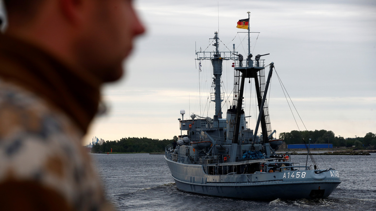 DWN: немецкий бизнес призвал военных навести порядок в Ормузском проливе