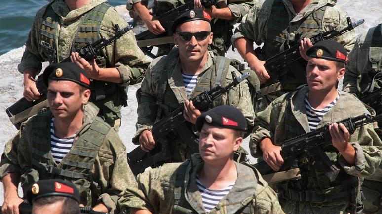 Bild: Россия начала «блиц-учения» в Балтийском море