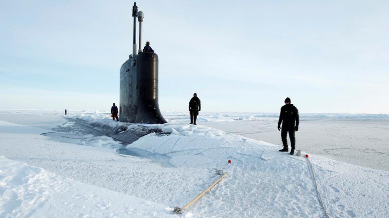 Stratfor: дальнейшее освоение Арктики столкнёт Россию с Китаем и США