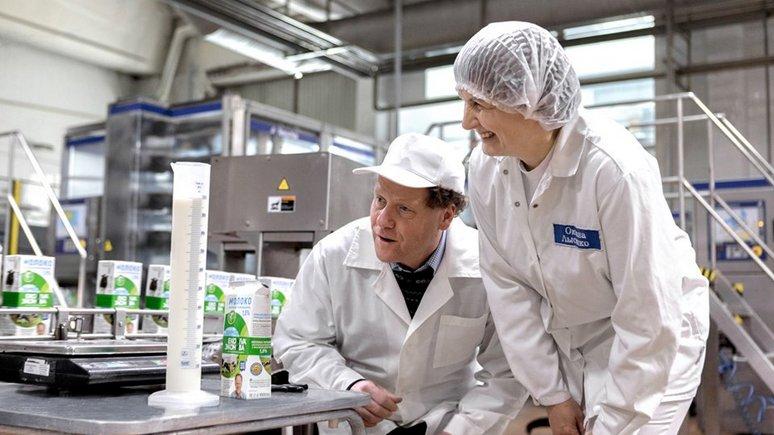 Handelsblatt: эмигрант из Германии стал одним из самых успешных молочников России