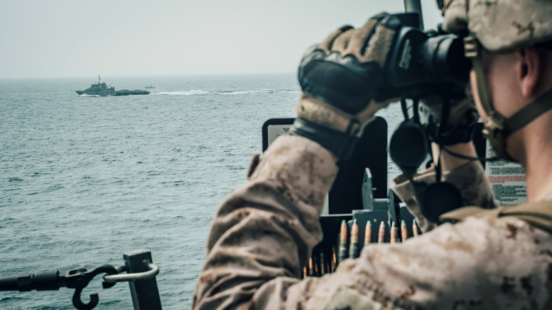 Le Monde: Париж и Берлин не поддержали предложение Вашингтона послать военный флот в Персидский залив