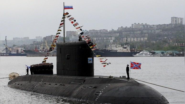 Daily Telegraph: «сверхтихие» подлодки Москвы встревожили Лондон
