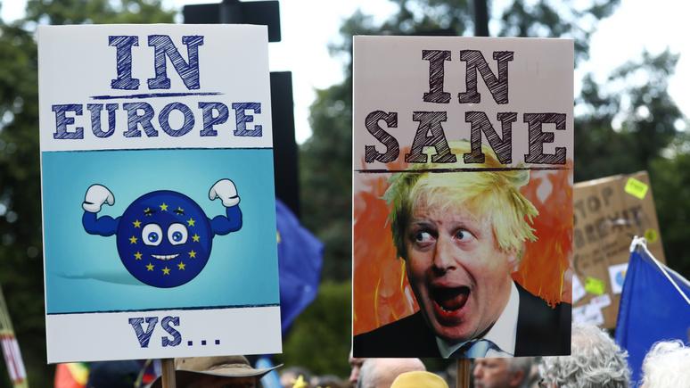 CNN: Борис Джонсон рискует оказаться последним премьер-министром Соединённого Королевства