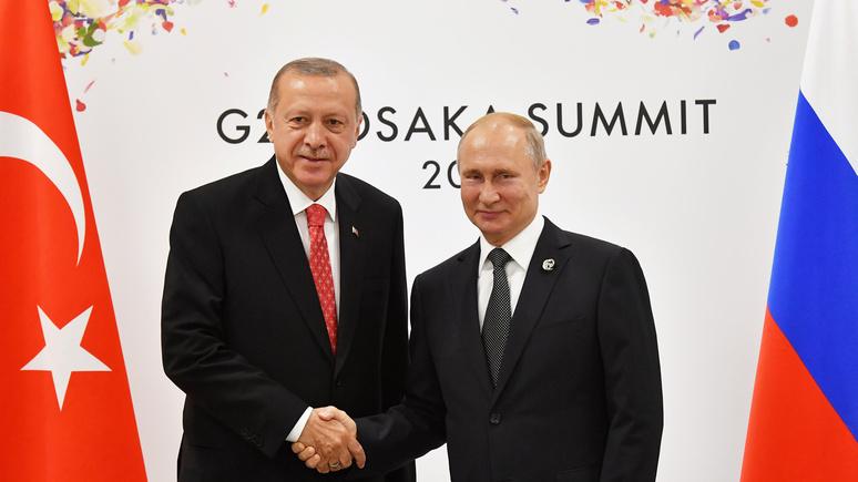 Обозреватель Daily Sabah: сближение между Россией и Турцией имеет все шансы перерасти в долгосрочное сотрудничество