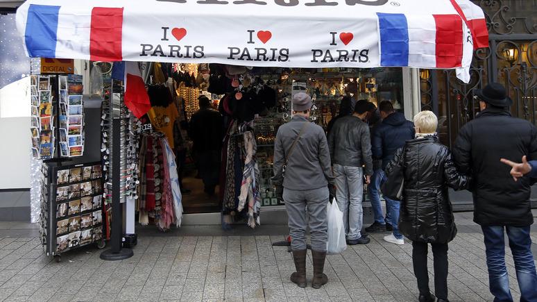 Times: французское правительство начинает борьбу с засильем английского языка в рекламе