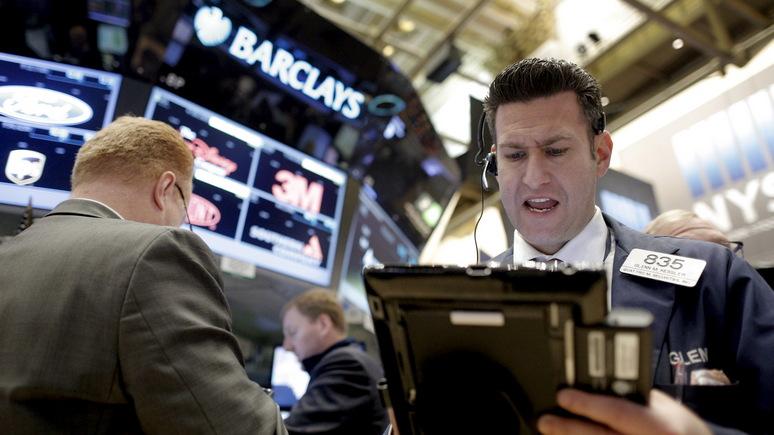 Das Erste: Уолл-Стрит на коленях — американские акции обваливаются из-за торговой войны с Китаем